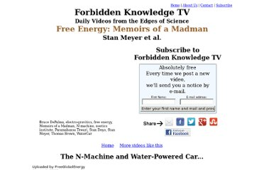 http://www.forbiddenknowledgetv.com/videos/suppressed-technology/free-energy-memoirs-of-a-madman.html