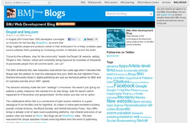 http://blogs.bmj.com/bmj-journals-development-blog/2011/11/25/drupal-and-bmj-com/