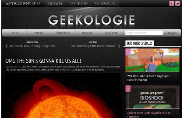 http://www.geekologie.com/2010/04/omg-the-suns-gonna-kill-us-all.php