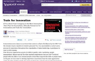 http://voices.yahoo.com/train-innovation-6595934.html