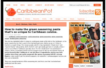 http://caribbeanpot.com/how-to-make-the-green-seasoning-paste-thats-so-unique-to-caribbean-cuisine/