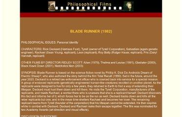 Film Analysis (Black Hawk Down)
