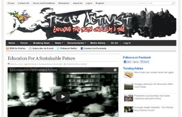 http://www.trueactivist.com/education-for-a-sustainable-future/