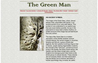 http://www.clivehicks.co.uk/seeforyourself/greenman.html