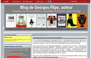 http://georges-flipo-auteur.over-blog.com/article-comment-ecrire-un-roman-c-est-tres-facile--40972553.html