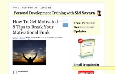 http://sidsavara.com/personal-development/how-to-get-motivated-tips