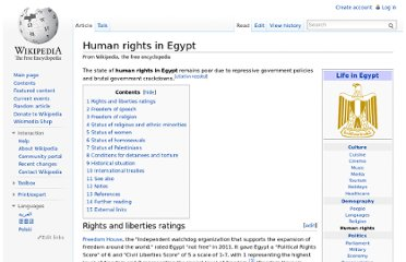 http://en.wikipedia.org/wiki/Human_rights_in_Egypt