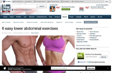 http://www.foxnews.com/health/2012/03/01/6-easy-lower-abdominal-exercises/