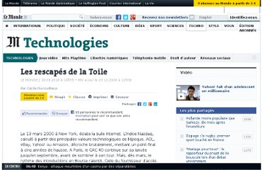 http://www.lemonde.fr/technologies/article/2010/03/10/les-rescapes-de-la-toile_1317136_651865.html