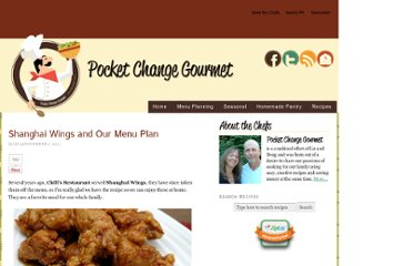 http://pocketchangegourmet.com/shanghai-wings-and-our-menu-plan/