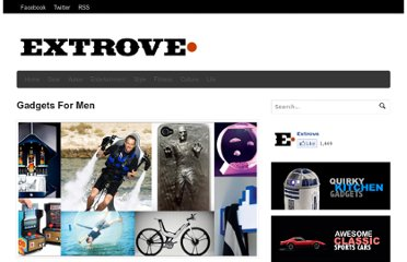 http://extrove.com/gadgets-for-men/