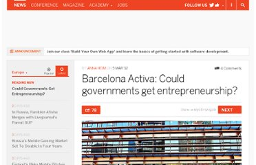 http://thenextweb.com/eu/2012/03/05/barcelona-activa-could-governments-get-entrepreneurship/