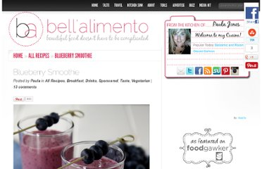 http://www.bellalimento.com/2012/02/24/blueberry-smoothie/