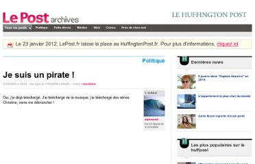 http://archives-lepost.huffingtonpost.fr/article/2009/03/31/1478210_je-suis-un-pirate.html