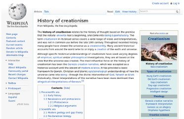 http://en.wikipedia.org/wiki/History_of_creationism#United_States_2