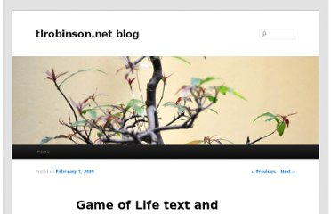 http://tlrobinson.net/blog/2009/02/game-of-life-generator/