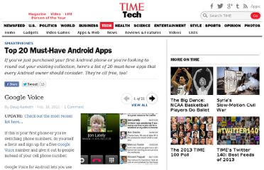 http://techland.time.com/2011/02/18/best-android-apps/#google-voice