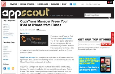 http://appscout.pcmag.com/free-downloads/271419-copytrans-manager-frees-your-ipod-or-iphone-from-itunes