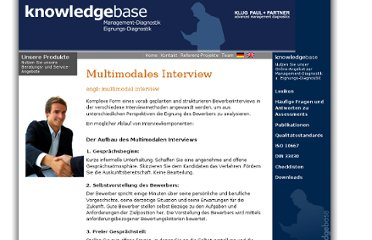 http://klug-md.de/Wissen/Multimodales_Interview.htm