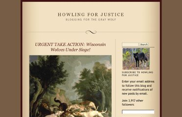 http://howlingforjustice.wordpress.com/2012/03/04/urgent-take-action-wisconsin-wolves-under-siege/