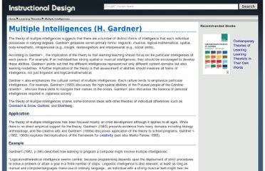 http://www.instructionaldesign.org/theories/multiple-intelligences.html
