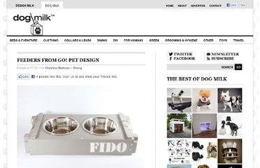 http://dog-milk.com/feeders-from-go-pet-design/
