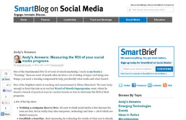 http://smartblogs.com/social-media/2010/05/25/andys-answers-measuring-the-roi-of-your-social-media-programs/