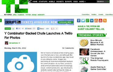 http://techcrunch.com/2012/03/05/chute-launch/