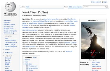 http://en.wikipedia.org/wiki/World_War_Z_(film)