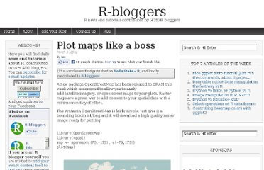 http://www.r-bloggers.com/plot-maps-like-a-boss/
