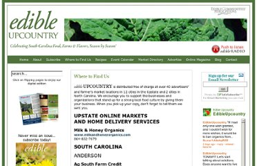 http://www.ediblecommunities.com/upcountry/where-to-find-us/where-to-find-us.htm