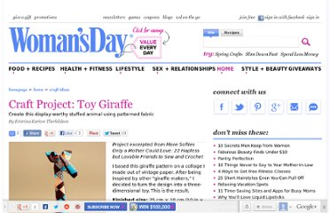 http://www.womansday.com/home/craft-ideas/craft-project-toy-giraffe-103593