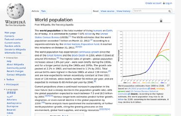 http://en.wikipedia.org/wiki/World_population#United_Nations_population_agencies