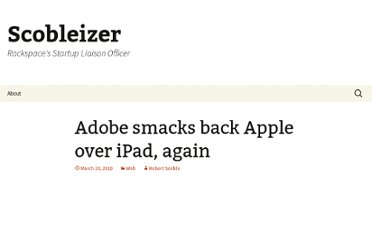 http://scobleizer.com/2010/03/10/adobe-smacks-back-apple-over-ipad/