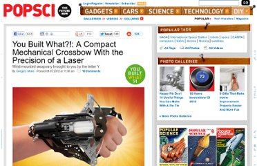 http://www.popsci.com/technology/article/2012-02/compact-mechanical-crossbow-nails-targets-precision-laser