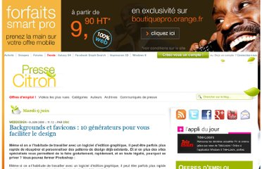 http://www.presse-citron.net/10-generateurs-de-backgrounds-et-favicons