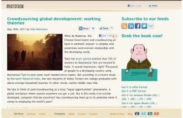 http://blog.microtask.com/2011/05/crowdsourcing-global-development-working-theories/