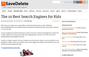 http://savedelete.com/the-10-best-search-engines-for-kids.html