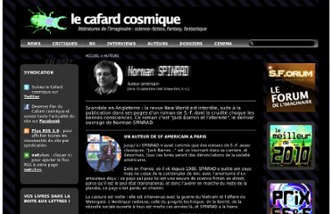 http://www.cafardcosmique.com/SPINRAD-Norman,140