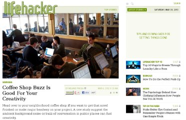 http://lifehacker.com/5890924/coffee-shop-buzz-is-good-for-your-creativity