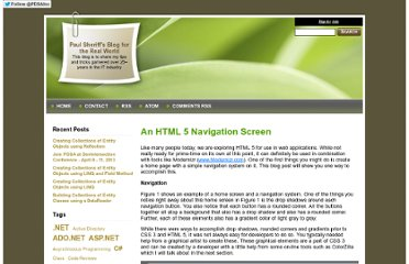 http://weblogs.asp.net/psheriff/archive/2012/03/03/an-html-5-navigation-screen.aspx