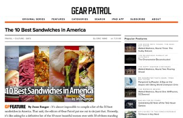 http://gearpatrol.com/2008/07/31/the-10-best-sandwiches-in-america/