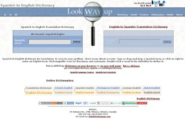http://lookwayup.com/free/SpanishEnglishDictionary.htm