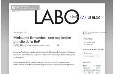 http://labobnf.blogspot.com/2012/03/miniatures-flamandes-une-application.html