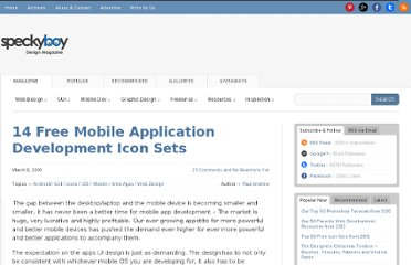 http://speckyboy.com/2010/03/08/14-free-mobile-app-development-icon-sets/
