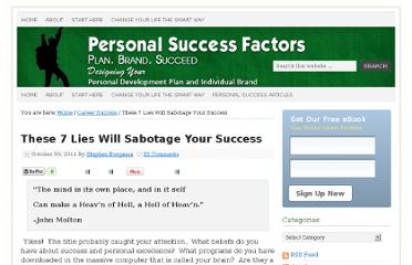 http://www.personal-success-factors.com/self-help-motivation-beliefs/