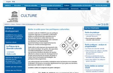 http://www.unesco.org/new/fr/culture/themes/culture-and-development/the-cultural-diversity-lens/toolbox-for-cultural-policies/