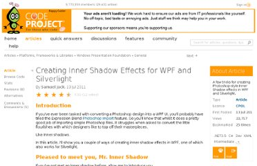 http://www.codeproject.com/Articles/225076/Creating-Inner-Shadows-for-WPF-and-Silverlight