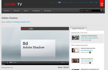 http://tv.adobe.com/watch/adobe-technology-sneaks-2012/adobe-shadow/#/watch/adobe-technology-sneaks-2012/adobe-shadow