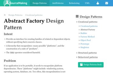 http://sourcemaking.com/design_patterns/abstract_factory